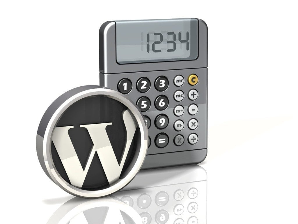 WP Support Services Calculator