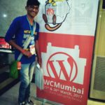 Pravin by the WordCamp Mumbai tag