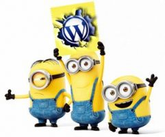 minions-wordpress