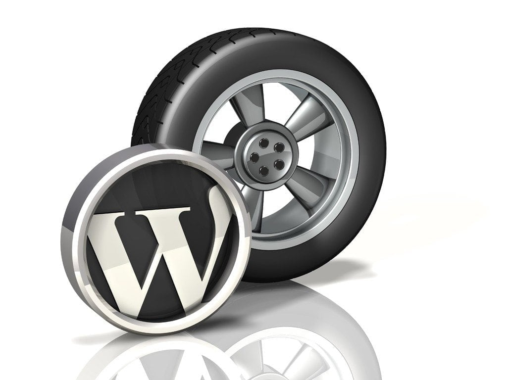 Wordpress support services single tyre
