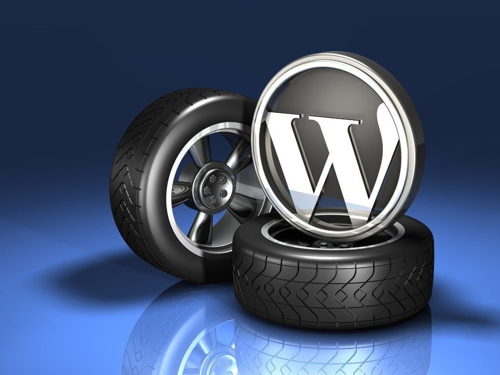 Wordpress support services Automotive
