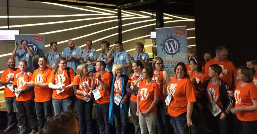 WordCamp Netherlands Volunteers