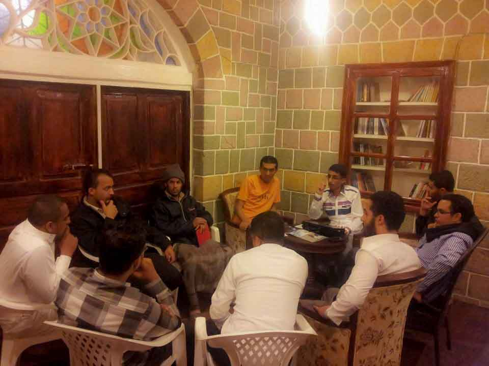 WordPress Meeting in Taiz, Yemen