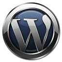 WordPress chrome icon